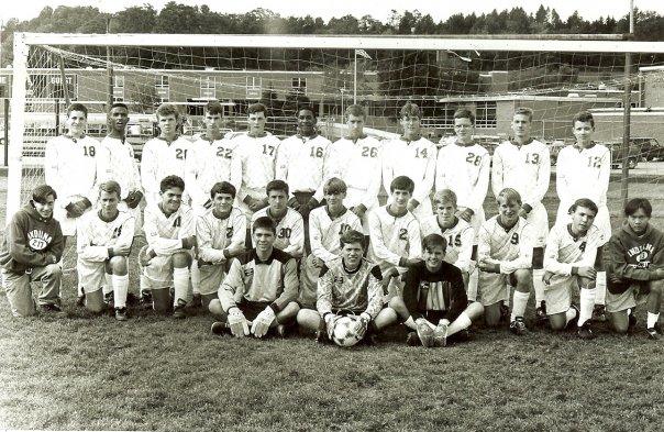 1993 IHS boys soccer