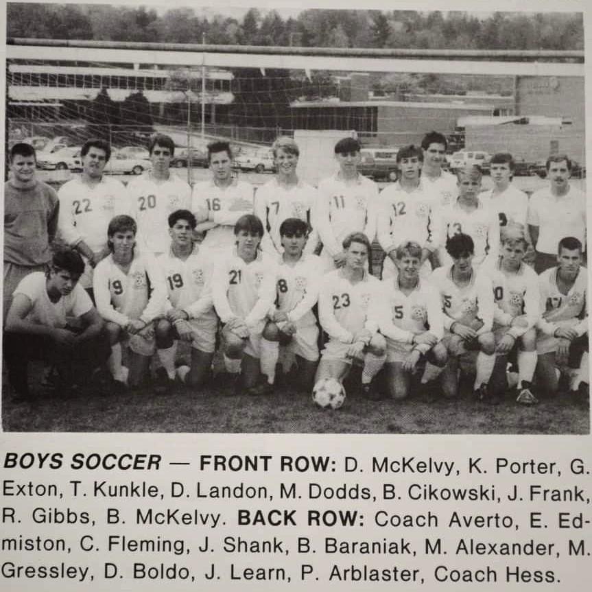 1991 IHS Boys